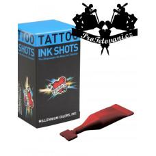 INK SHOTS 2 ML Tattoo Ink Moms Millennium Monthly Red