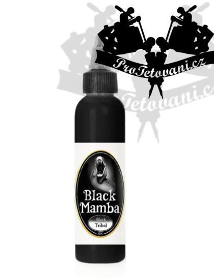 Tetovací barva BLACK MAMBA TRIBAL 150 ml