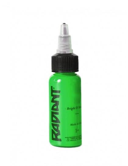 Tetovací barva Radiant Lime Green