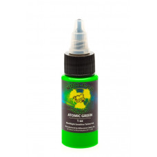 UV tattoo ink MOMS Nuclear Colors Atomic Green