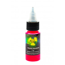 UV tattoo ink MOMS Nuclear Colors Raging Magenta