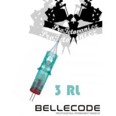 Tattoo cartridge Elite Bellecode 3RL