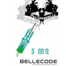 Tattoo cartridge Elite Bellecode 5M2