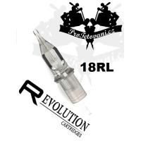 Tattoo cartridge EZ REVOLUTION 18RL