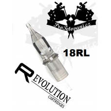 Tattoo cartridge EZ REVOLUTION 18RL