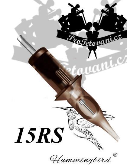 Tetovací cartridge HUMMINGBIRD 15RS