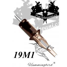HUMMINGBIRD 19M tattoo cartridge