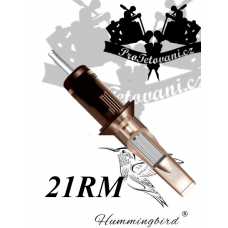 HUMMINGBIRD 21RM tattoo cartridge