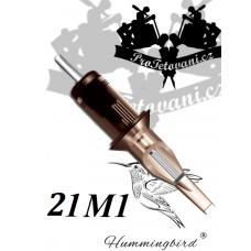 HUMMINGBIRD 21M tattoo cartridge