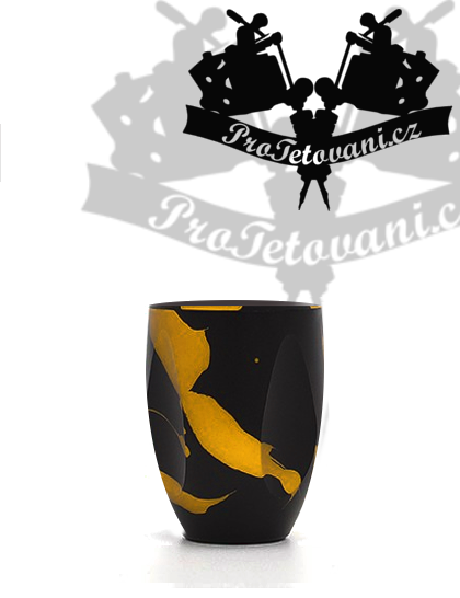 Tetovací grip Finger Black Gold Nest pro strojky typu PEN