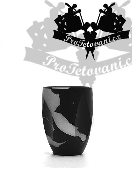 Tetovací grip Finger Black Grey Nest pro strojky typu PEN