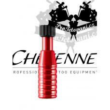 Original CHEYENNE RED 22 mm tattoo grip