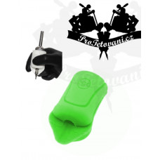 Silicone sleeve for grip EGO green