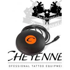 Original Cheyenne tattoo foot switch