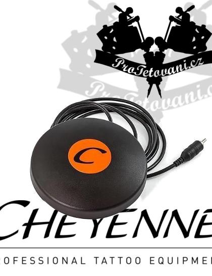 Originální tetovací pedál Cheyenne