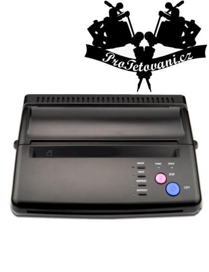 Tetovací termo tiskárna Černá
