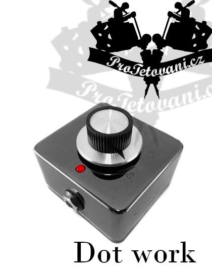 DOTBOX s regulací  frekvence vpichu