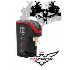 FK IRONS LightningBolt RCA portable rechargeable battery