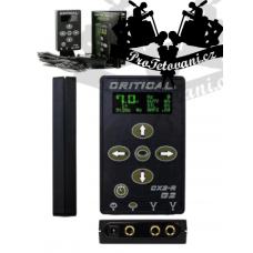 Original tattoo power supply CRITICAL CX2-R GENERATION 2