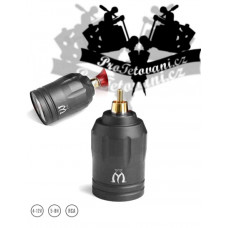 Portable power adapter for tattoo machines AVA BLACK