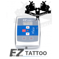 Tattoo power supply EZ TOUCH DUAL LCD