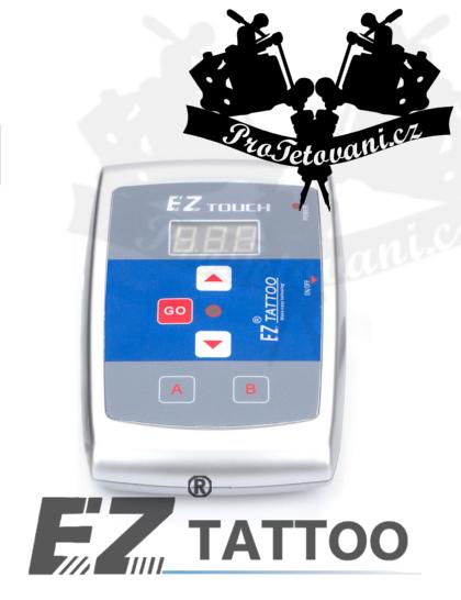 Tetovací zdroj EZ TOUCH DUAL LCD