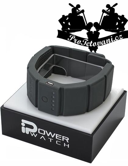 Tetovací zdroj na cesty Power Watch