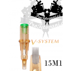 Tattoo cartridge EZ V-SELECT 15M1