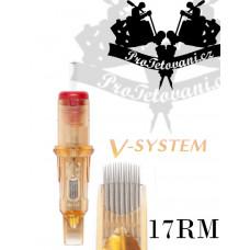 Tattoo cartridge EZ V-SELECT 17RM
