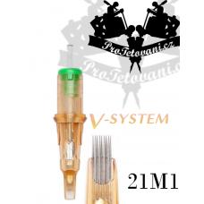 Tattoo cartridge EZ V-SELECT 21M1