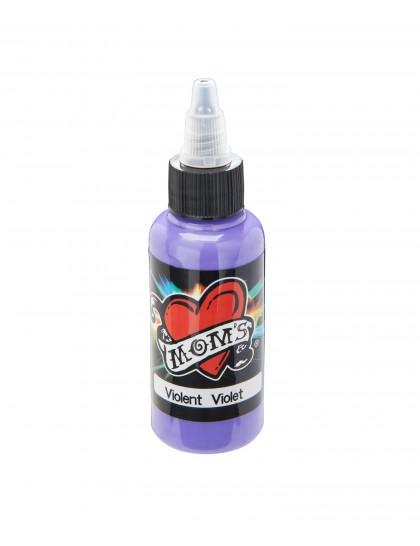 Moms Millennium Violent Violet tetovací barva