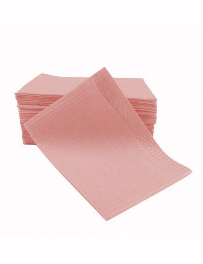 Voděodolné podložky na tetování 50ks růžové