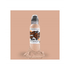 World Famous Ink PINK RIBBON 30 ml Tan Honey tattoo color