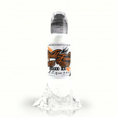 World famous ink Portrait white 30 ml tattoo ink