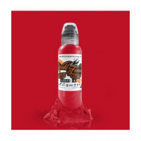 World Famous United ink red 30ml tattoo ink