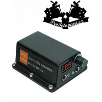 Tattoo power supply Anvil Black